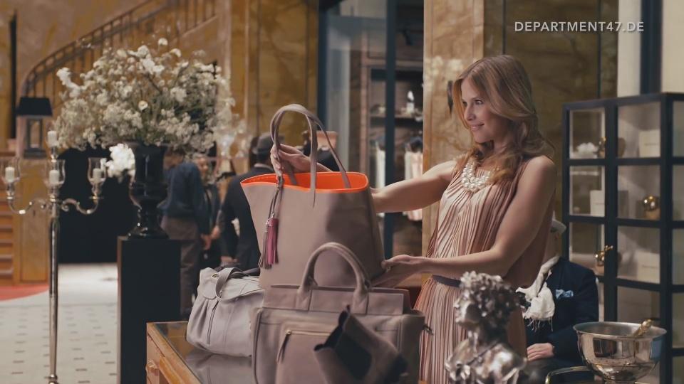 Departpent47 Werbung