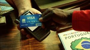 Visa Werbung WM 2014 mit Usain Bolt