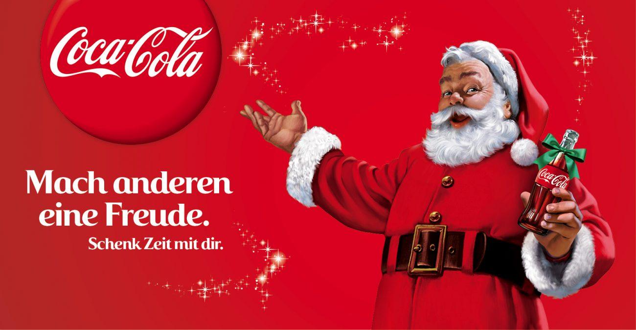 Coca Cola Werbung Weihnachten.Coca Cola Werbung Zu Weihnachten 2015 Tv Werbung