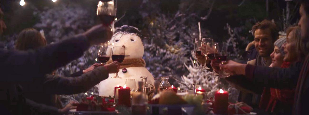 Rewe Werbung zu Weihnachten 2015